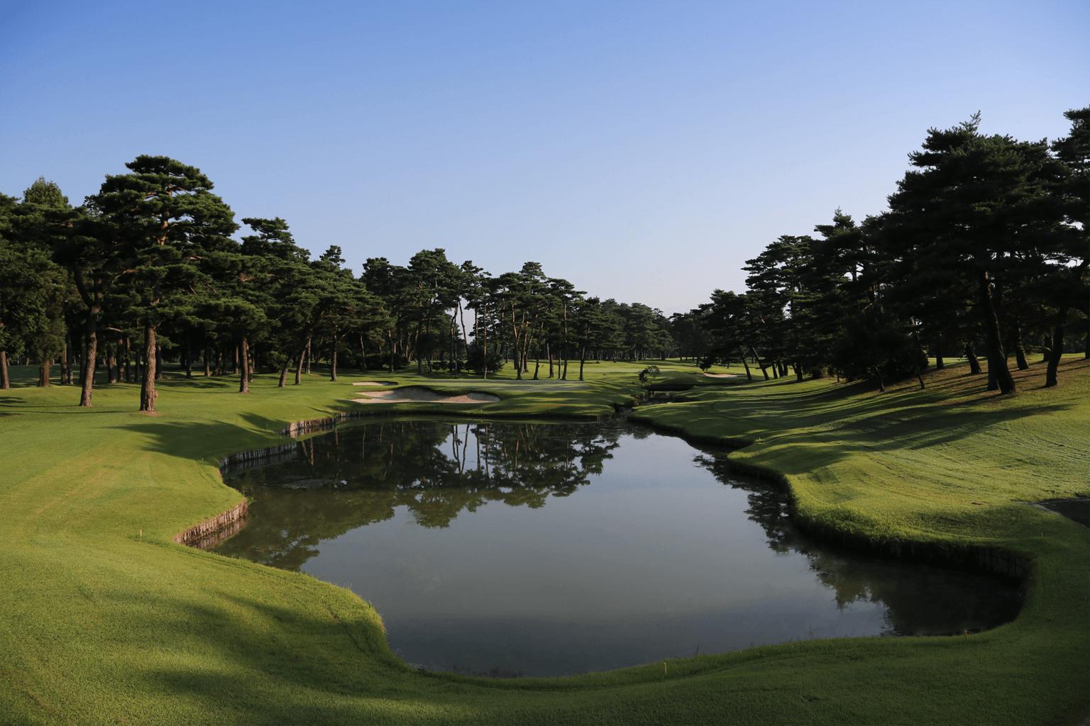 Kasumigaseki Country Club - East Course - Golf Property