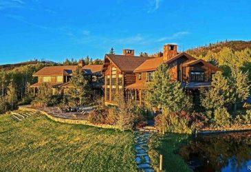 Greg Norman is selling his Colorado Ranch