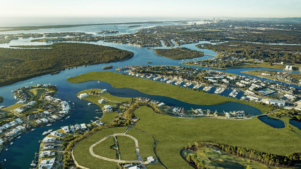 Golf Homes with Waterfront still prove popular